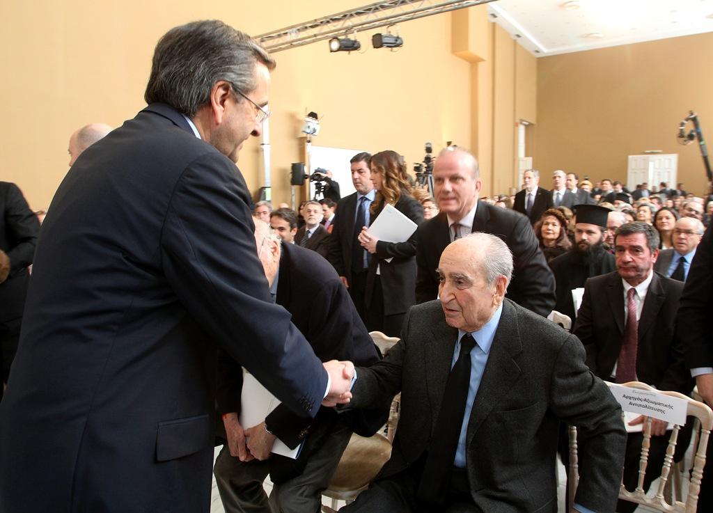 Ο Μητσοτάκης δεν συγχώρεσε ποτέ τον Σαμαρά αλλά τον ψήφισε