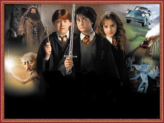 Μαθήματα μαγείας από τον Harry Potter