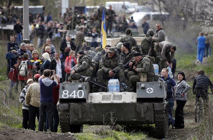 Ουκρανία: Η διπλωματία λαμβάνει τη σκυτάλη