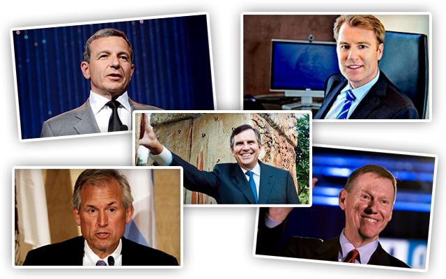 Οι πιο ακριβοπληρωμένοι CEOs