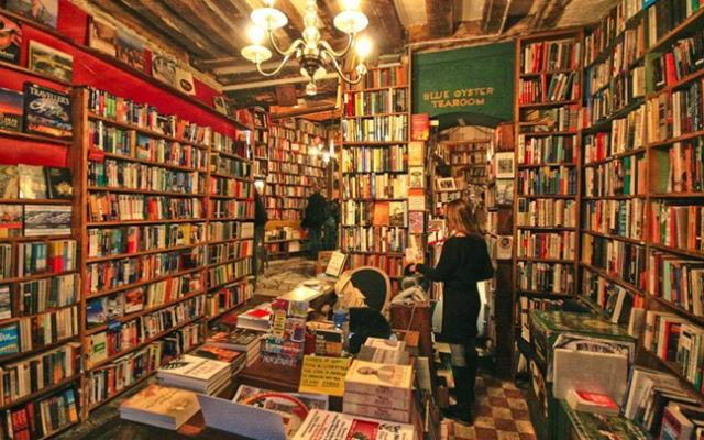 Τα δέκα ομορφότερα βιβλιοπωλεία στον κόσμο
