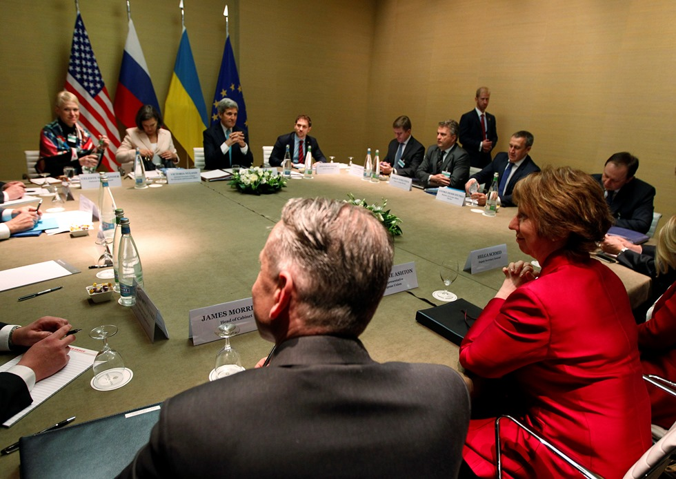 Εύθραυστη συμφωνία για την Ουκρανία…με αμοιβαία καχυποψία
