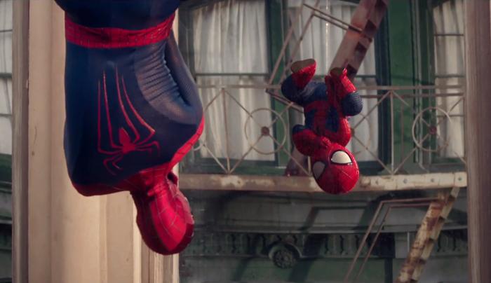 Οι περιπέτειες του… baby-Spiderman!