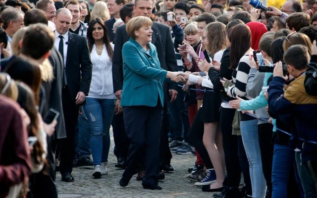 Απόλυτα ικανοποιημένοι οι Γερμανοί για την κατάσταση στη χώρα τους