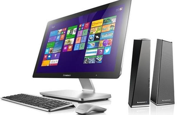 Νέοι all-in-one υπολογιστές από τη Lenovo