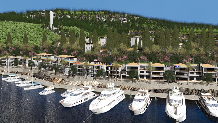 «Μυθική» επένδυση σε ελληνικό νησί!
