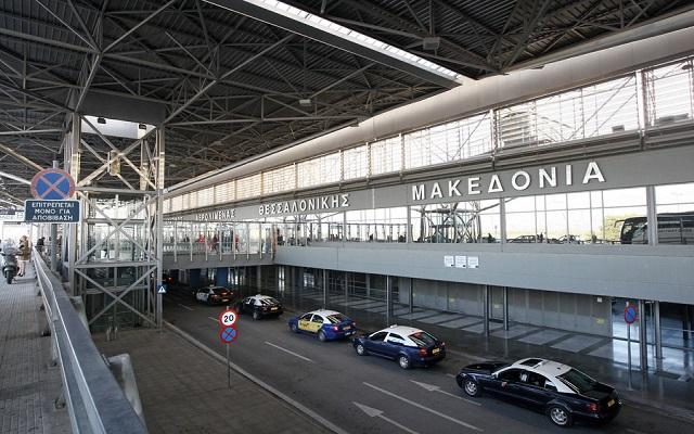 Για ρεκόρ διεθνούς επιβατικής κίνησης πάει το αεροδρόμιο «Μακεδονία»