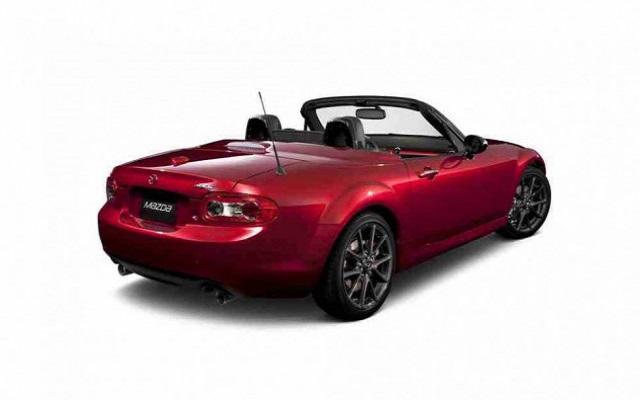 Mazda: Παρουσίασε το επετειακό Mx5