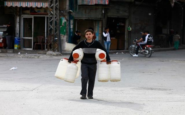 Έκκληση του ΟΗΕ για διανομή ανθρωπιστικής βοήθειας στη Συρία