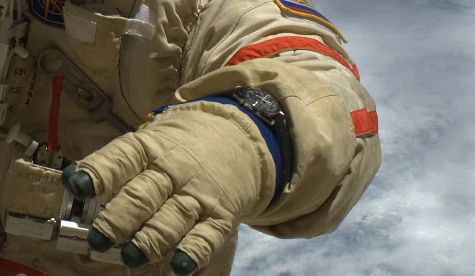 Βίντεο: Το ρολόι των αστροναυτών