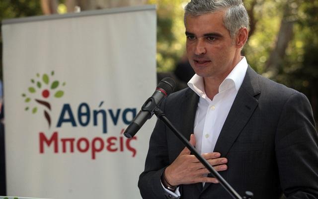 «Αθήνα μπορείς» δηλώνει ο Άρης Σπηλιωτόπουλος
