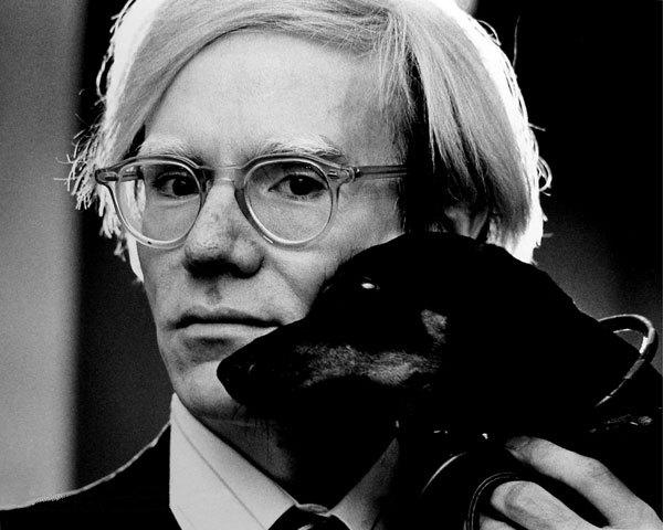 Βρέθηκαν έργα του Andy Warhol