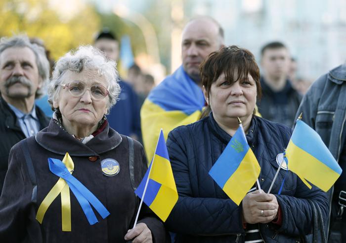 «Εν αμφιβόλω» έθεσε τις εκλογές της Ουκρανίας η Μόσχα