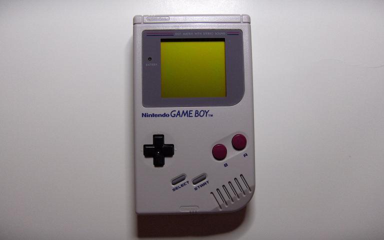 Το Game Boy έγινε 25 και γιορτάζει