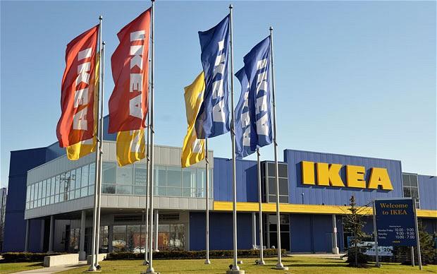 Τα IKEA φέρνουν το δωρεάν Internet μέσω Facebook