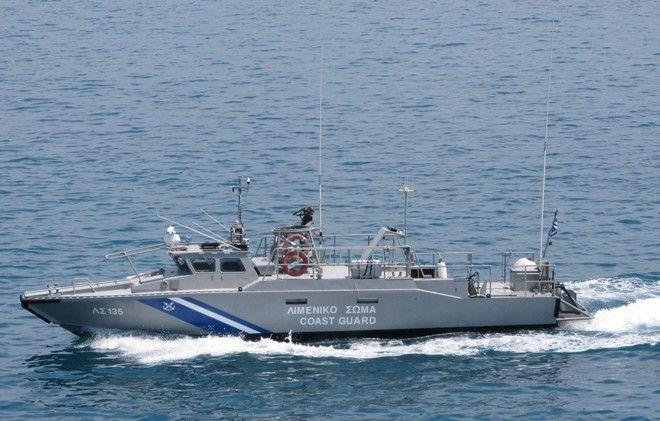 Ναυάγιο φορτηγού πλοίου στην Κρήτη