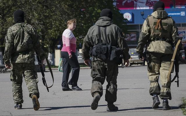 Στις «φλόγες» η ανατολική Ουκρανία