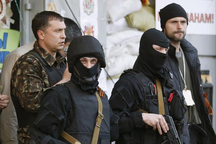 Υπό ομηρία οι παρατηρητές του ΟΑΣΕ στην Ουκρανία