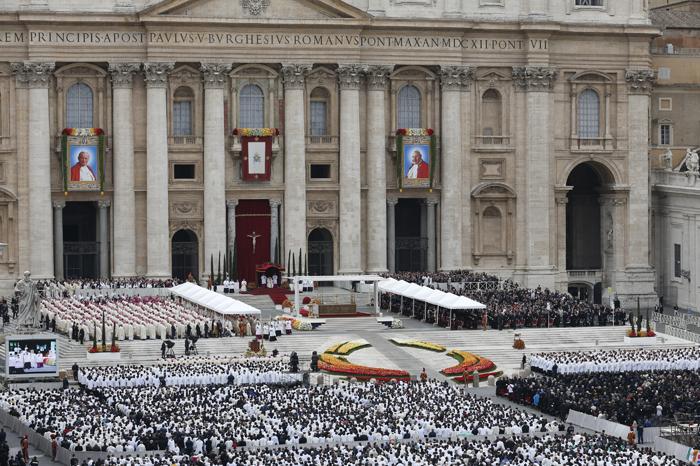 «Το Βατικανό ένας από τους εν δυνάμει στόχους των τζιχαντιστών»