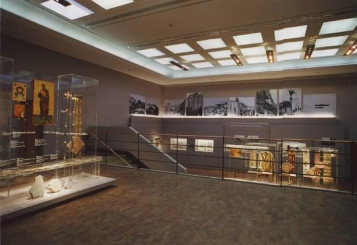 «Εκτός ναού... Θησαυρός του 11ου αιώνα από το Μουσείο του Cluny»2