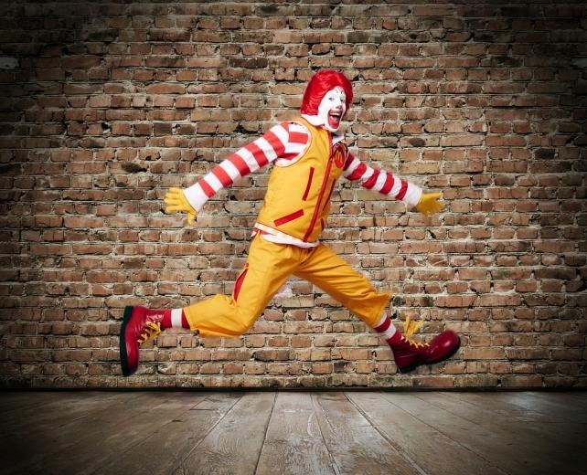 Ο κλόουν των McDonald's επιστρέφει