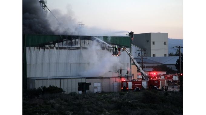 Αποζημίωση δύο εκατ. ευρώ στην Creta Farm για πυρκαγιά