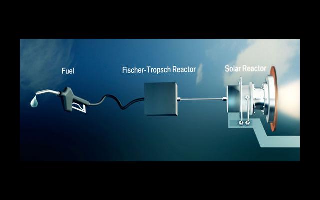 Επιστήμονες μετέτρεψαν το ηλιακό φως σε καύσιμο