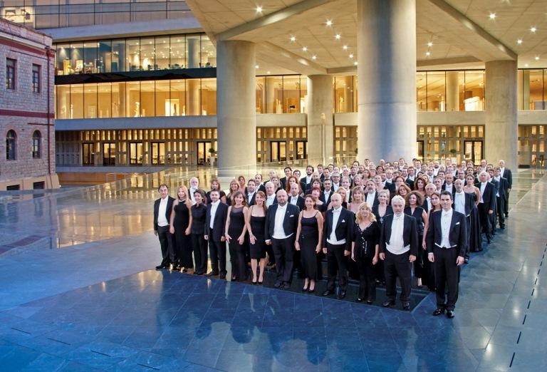 Η Κρατική Ορχήστρα Αθηνών επιστρέφει στη Στέγη