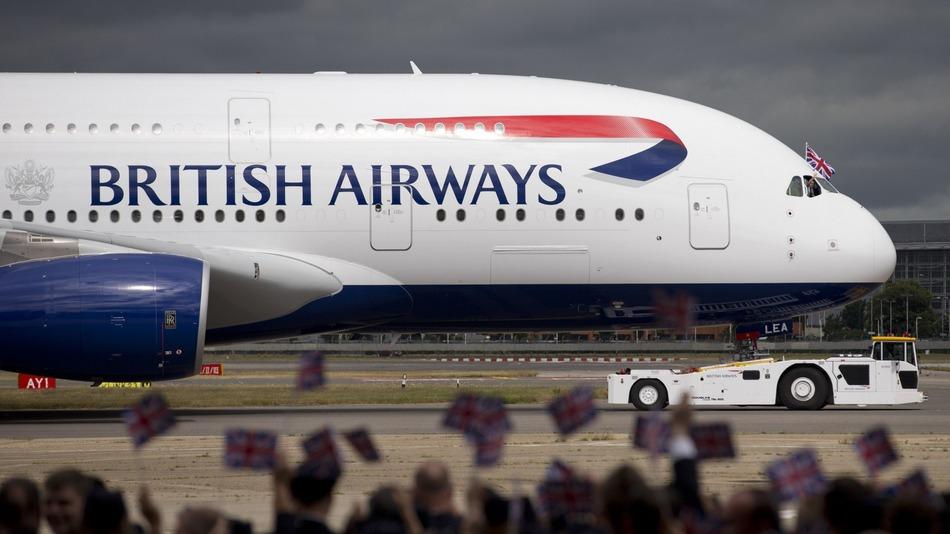 Στα ελληνικά νησιά με τα φτερά της British Airways