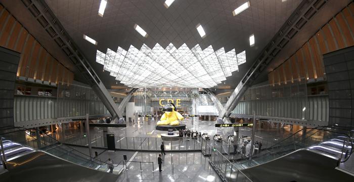 Άνοιξε το νέο αεροδρόμιο των 17 δισ. δολαρίων