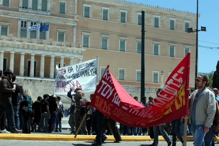 Οι δηλώσεις των πολιτικών για την Εργατική Πρωτομαγιά