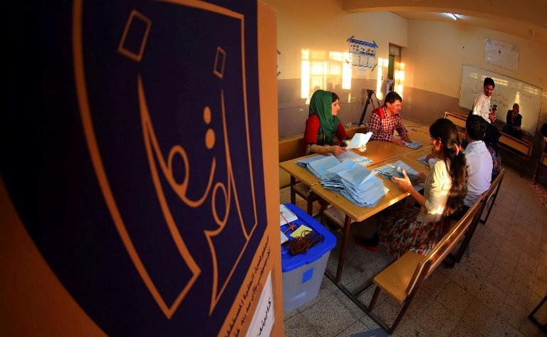 Οι εκλογές στο Ιράκ μέσα από φωτογραφίες
