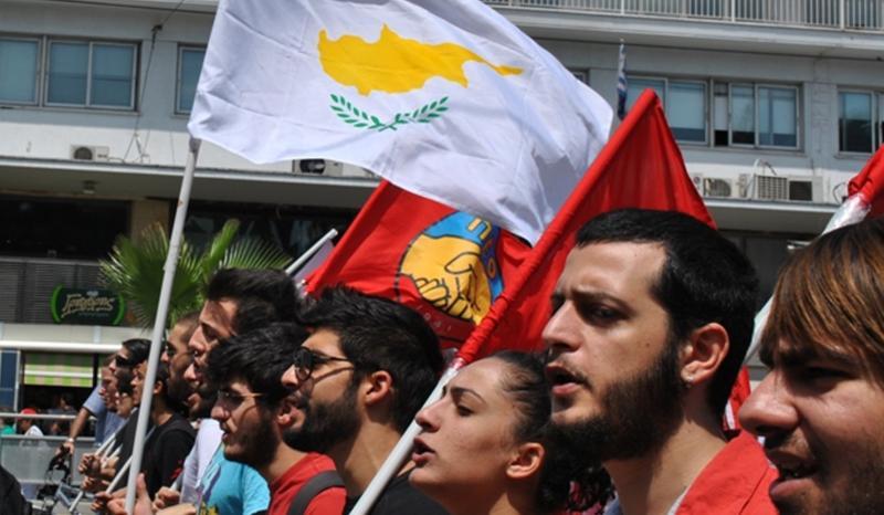 Η επέτειος της Πρωτομαγιάς στη Κύπρο