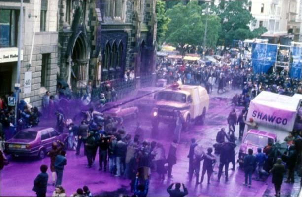 Αποτέλεσμα εικόνας για Purple Rainδιαμαρτυρία, 1989