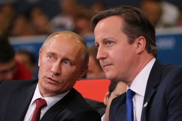 «Συμφωνία» Πούτιν – Κάμερον