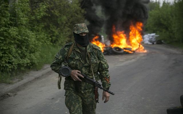 «Πρόβα» εμφυλίου στην Ουκρανία