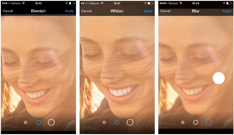 Selfies σαν βγαλμένες από photoshop