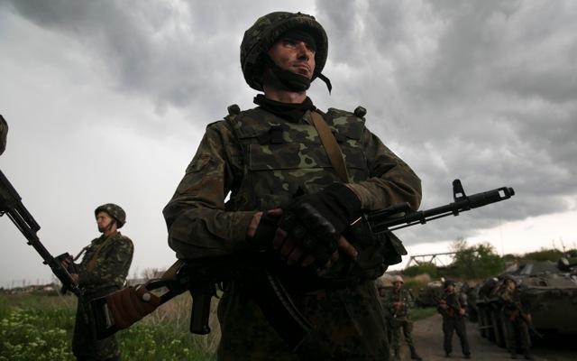 Ελεύθεροι οι παρατηρητές του ΟΑΣΕ στην ανατολική Ουκρανία