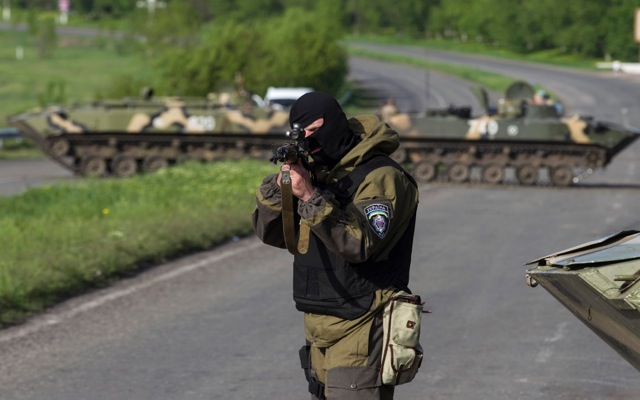 Στην «κόψη του ξυραφιού» η Ουκρανία