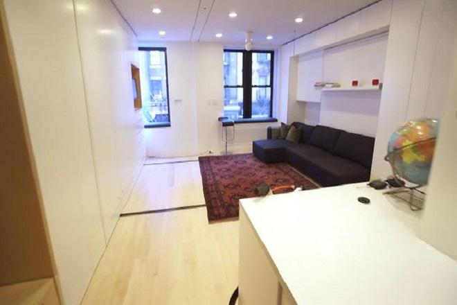 Το αναδιπλούμενο διαμέρισμα του ενός εκατ. ευρώ