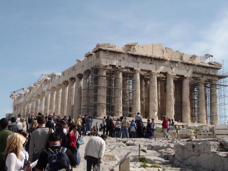 CNN: Δεύτερο πιο σημαντικό μνημείο στον κόσμο η Ακρόπολη