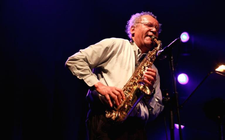 Ο θρύλος της Αμερικανικής τζαζ Άντονυ Μπράξτον έρχεται στη Στέγη