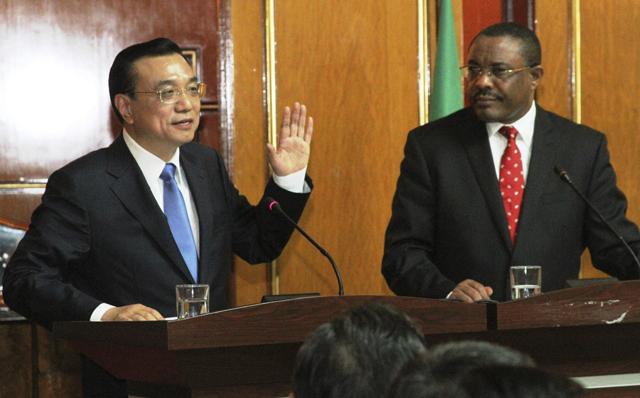 Συναλλαγές 400 δισ. δολαριών μεταξύ Κίνας-Αφρικής έως το 2020