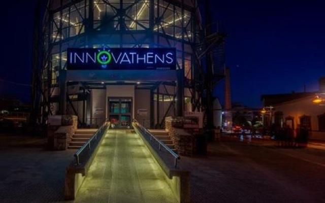 Εγκαίνια για το «InnovAthens»
