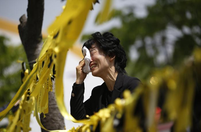 Κορέα: Τρεις φορές πάνω από το όριο, το φορτίο του βυθισμένου πλοίου