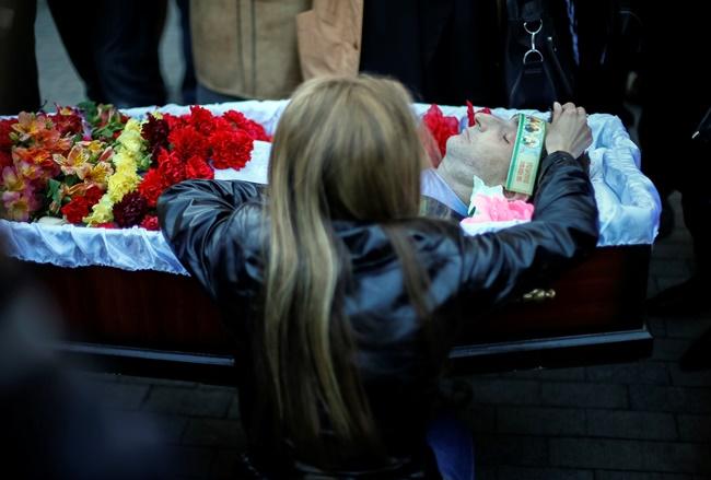 Βερολίνο: «Η Ουκρανία βρίσκεται κοντά στον πόλεμο»