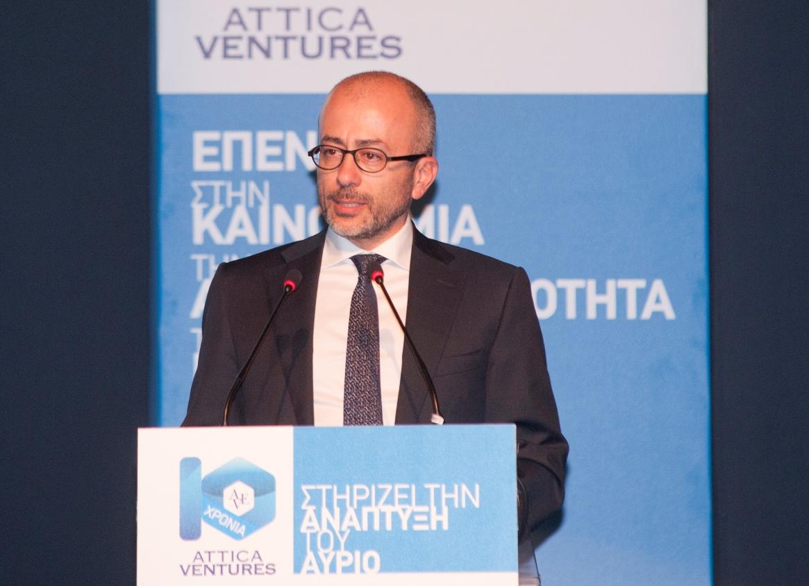 «Θα διαθέσουμε 40 εκατ. ευρώ σε καινοτόμες ΜμΕ»