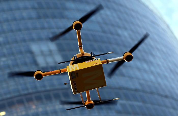 Η ACS ξεκινά έρευνες σε drones μεταφορών