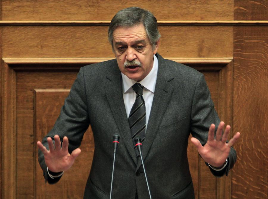 Κουκουλόπουλος: «Χωρίς το ΠΑΣΟΚ δεν υπάρχει κυβέρνηση»
