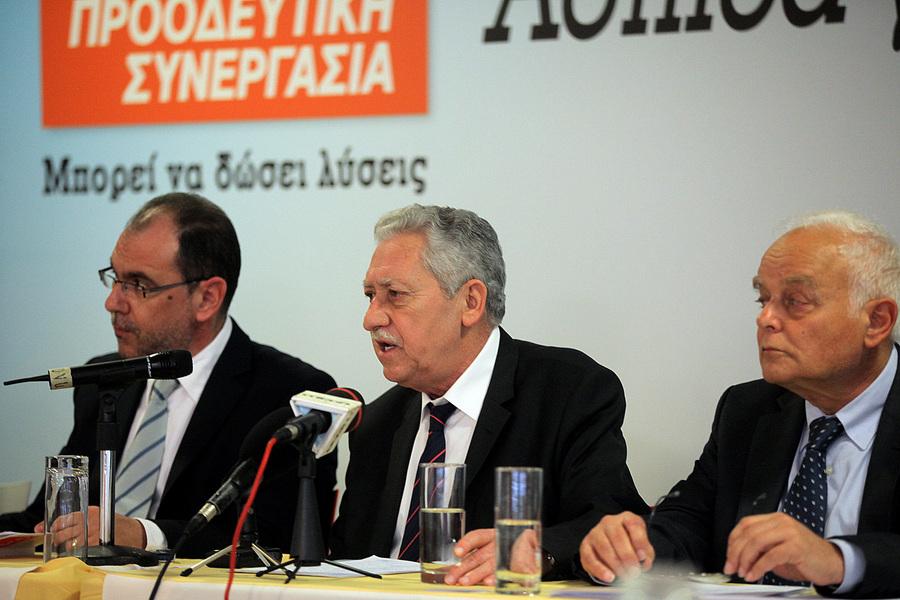 Θέμα παραίτησης Κουβέλη θέτει ο Γρηγόρης Ψαριανός